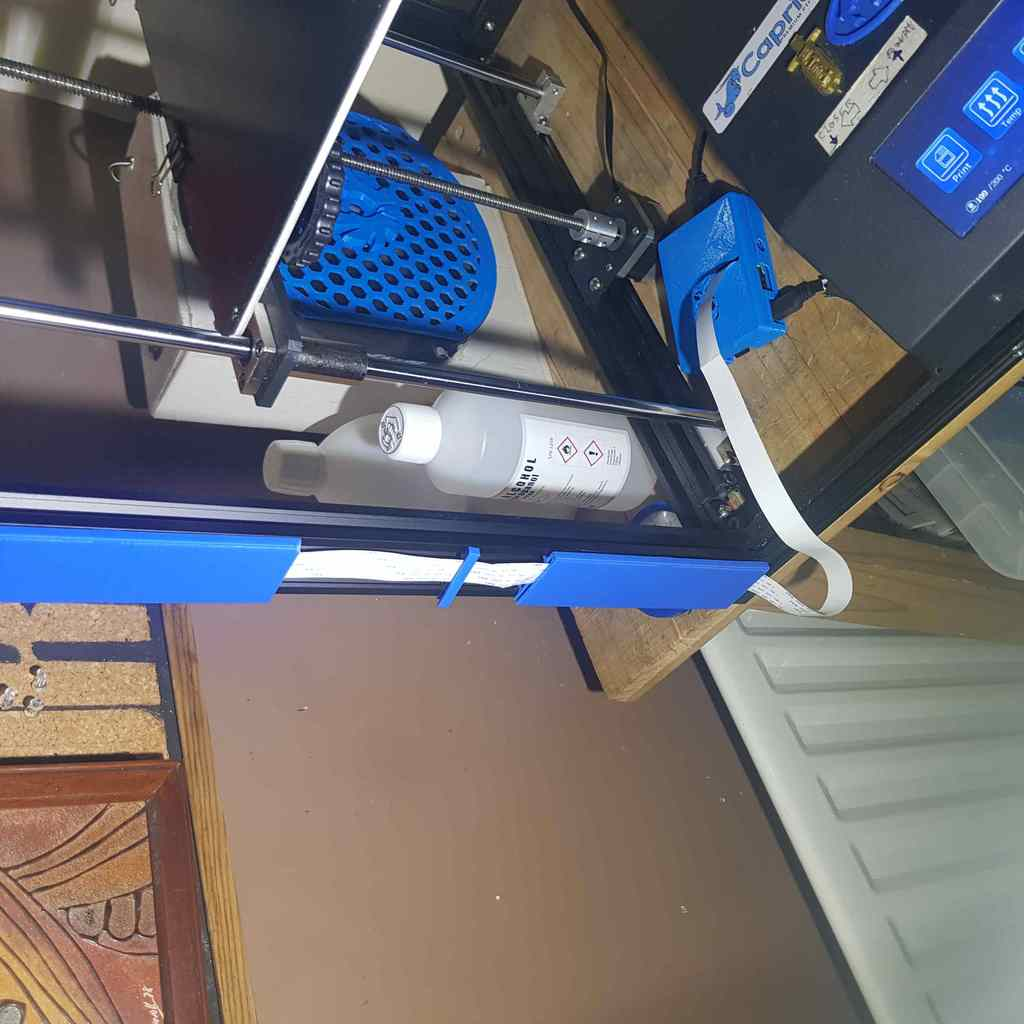Ribbon Cable Holder 2040