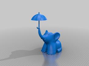 Elephant-bq3D/mming1106 remix-Bank