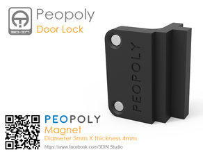 Peopoly Door Lock