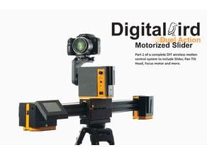 Digital Bird Motorized Duel Action Camera Slider