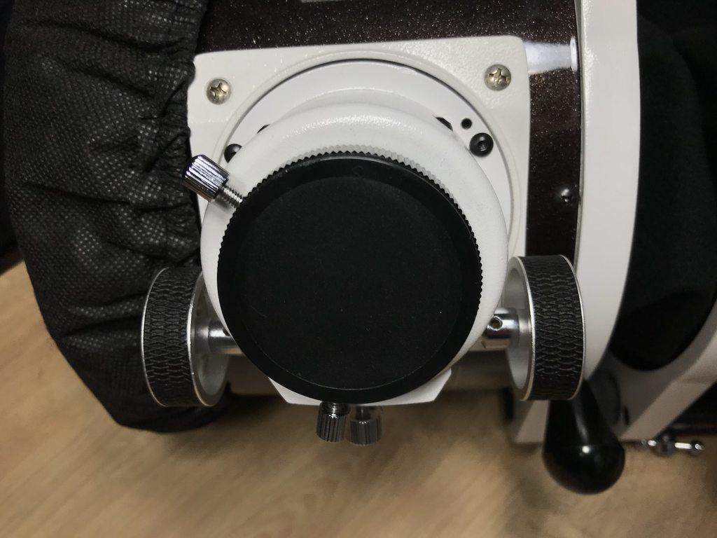 Sky Watcher focuser knob grip replacement