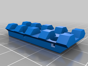 Novritsch SSX-23 Slide rail