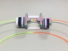 Filament Splicing Jig