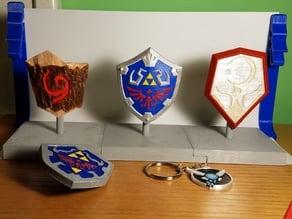 Zelda Shield Stand