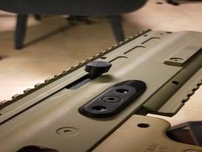 Gel blaster Scar Charging handle