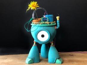 Chauncey the Flower Bot