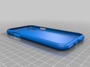 iPhone XS case for flexi filament