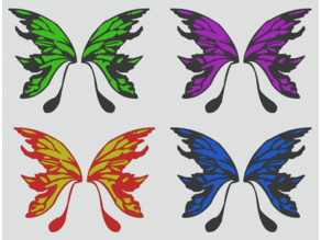 Fairy Wings #2 for remixes