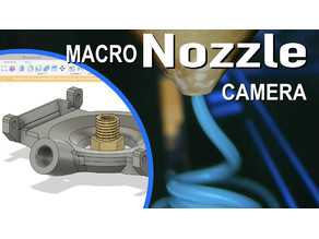 Nozzle Camera Mount