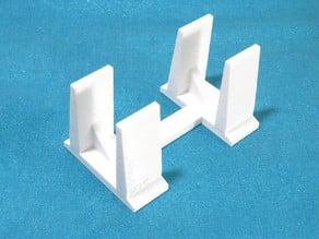 Linksys E900 / E1200 / E1500 / E2500 Router - Desktop Vertical Stand
