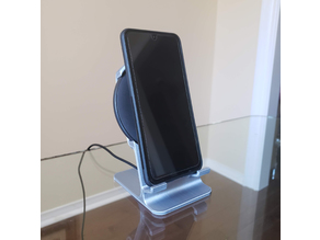 Qi Wireless Charger Stand - Anker Powerwave Adapter