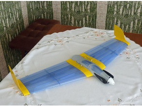 Flying Wing Buratinu Mini 860