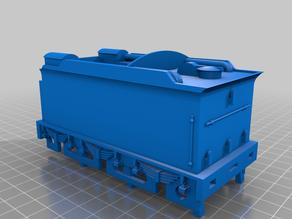 11.Hornby O Gauge Locomotive Tender