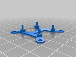 Fc PDB adapter mount 30.5 to 20
