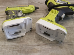 Makita 18v to Ryobi Battery Adapter with Simple Terminals