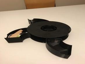 Hatchbox Filament Spool Drawers