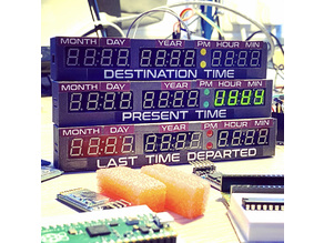 Time Circuit (Back to the future)