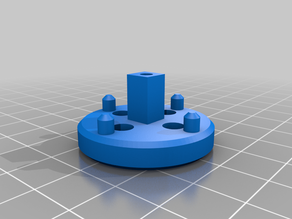 Wheel Hubs for Nvidia Kaya
