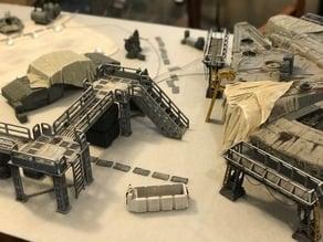 Star Wars Legion Hoth Scatter Terrain