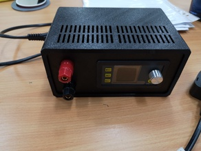 Power Supply (DPS3003 and Laptop Supply)