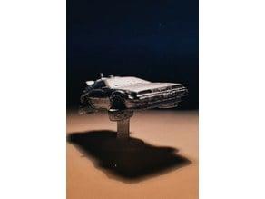 Display Stand for DeLorean DMC-12 - Back to the future