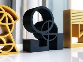 """URANIA"" - 3D printed sculpture"