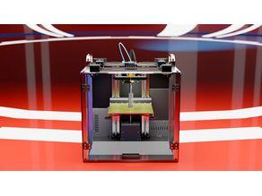 Liquid 3D Printer