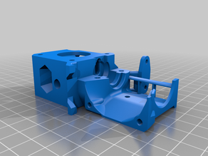 Bear Extruder BLTouch Mount