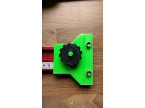 Festool Parallelanschlag für FS / parallel guide - 4,5cm Schiene / Track