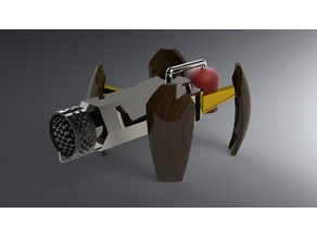 Eldritch Cannon Flamethrower Version