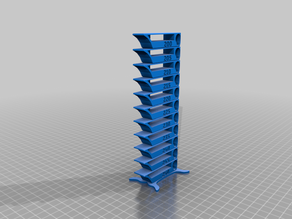 Temp Towers for PLA, ABS, and PETG