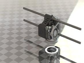 Anycubic E3D Titan Aero mount