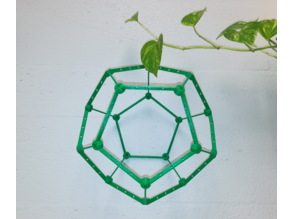 Dodecahedron, Pedagogically Stretched