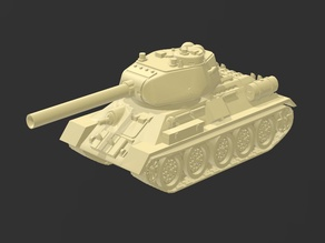 T-34/85 Egyptian (1/300th)