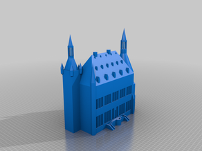 Things Tagged With Architecture Thingiverse
