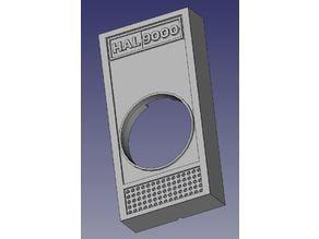 HAL 9000 Alexa Echo Dot 2nd gen Mount