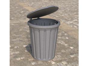 Car trash can/bin