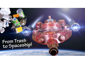 Spaceship Greebles