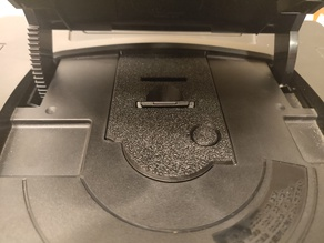 Saturn Rhea / Phoebe Remote SD Card Mount