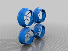 Diatone GTR249 Canopy + Ducts  for DJI Caddx Vista