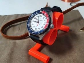 Vostok Watch Bezel - Seiko SKX Inserts