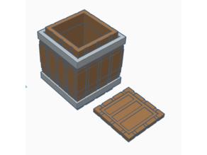 Minecraft Dungeons - Barrel
