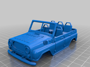 UPDATED 2019: Lazy UAZ