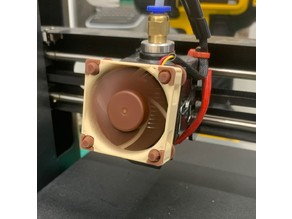 Monoprice Select Mini 40mm Fan Upgrade