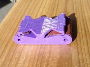 Mini sanding holder