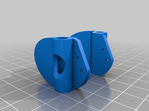 DJI FPV camera mount all frames v2