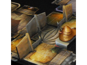 IMPERIAL ASSAULT JABBA'S REALM 05B walls