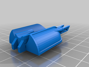 Reaver Support Missile and Launcher