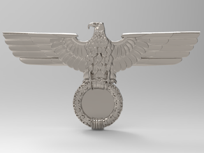 cnc eagles for coat of arms Roman standard and others (A lot of eagles)