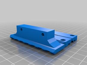 AKS74U picatinny rail